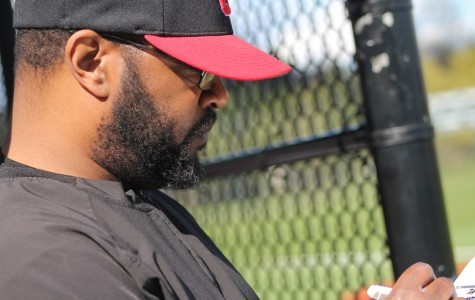 """Baseball Coach Allann Gold has been using an """"old school"""" approach for 23 years."""