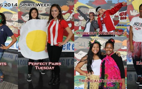 Spirit Days announced for Homecoming 2014