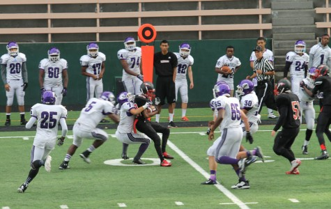 The Eagles came up short against Garfield, but Cleveland held on for most of the game.