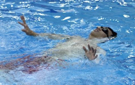 Boys' swimming welcomes newcomers