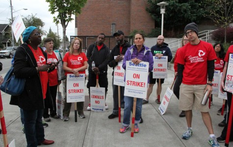 Strike earns teachers a pay increase over three years