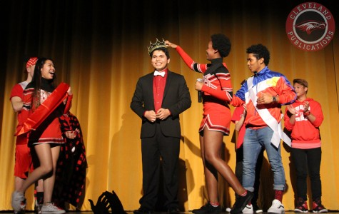 New Mr. Cleveland crowned