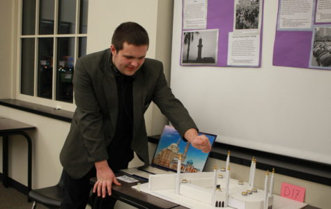 9th grade religion project gets bigger, better