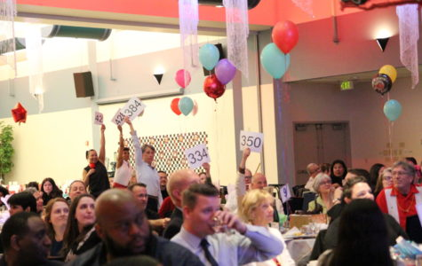 'Rockin' Sock Hop' auction hauls in $30K for school
