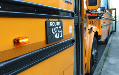 Shortage of bus drivers makes getting  to school on time a bumpy ride